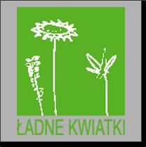 ladne kwiatki logo